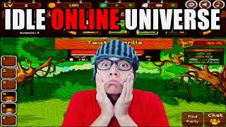 getlinkyoutube.com-JOGO VICIANTE ONLINE - IDLE ONLINE UNIVERSE