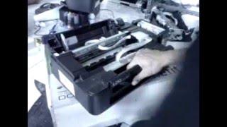 Epson Printer L210 Replace Roll Penarik Kertas