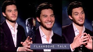 getlinkyoutube.com-Ben Barnes put a spell on me. Love at fist sight.