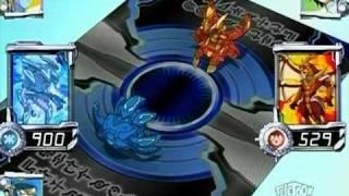getlinkyoutube.com-Bakugan Gundalian Invaders Episode 17 Battle for the Second Shield Part 1/2 HQ