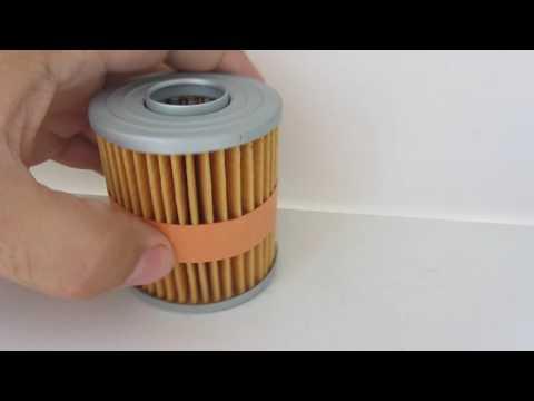 Расположение масляного фильтра у Мерседес Бенц R