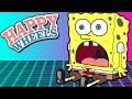 SPONGEBOB LEVELS! - Happy Wheels w ChimneySwift11
