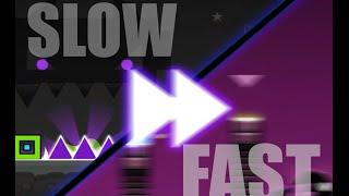 """getlinkyoutube.com-Geometry Meltdown """"The seven seas"""" Slow - Fast - Reverse"""