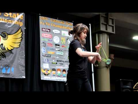 YoYoFactory Presents: Ann Connolly California State Contest 2011