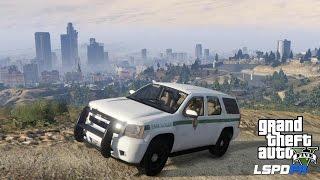 getlinkyoutube.com-GTA 5 - LSPDFR - EPiSODE 63 - LET'S BE COPS - PARK RANGER PATROL (GTA 5 PC POLICE MODS) WILDERNESS
