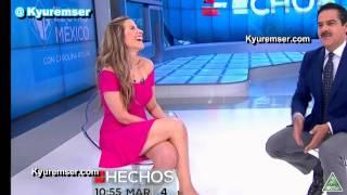 getlinkyoutube.com-Carolina Rocha - Cruzando Pierna