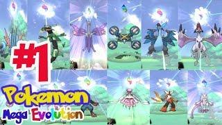 getlinkyoutube.com-Pokemon Mega Evolution #1 โปเกม่อนเมก้าที่เคยมีอยู่แล้ว !