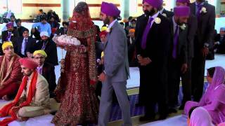 getlinkyoutube.com-Perfect Frame Productions  |  The Wedding of Arvinder + Kiran - Wedding Videography