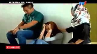 getlinkyoutube.com-Isteriku Ms Sally Part 8 Janna Nick, Hafreez Adam
