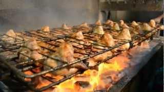 getlinkyoutube.com-Charcoal Chicken - Firebrand© BBQ Charcoal