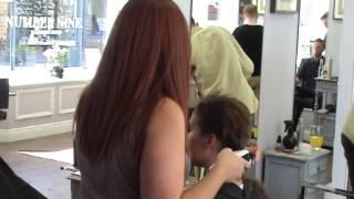 getlinkyoutube.com-Mollie's haircut