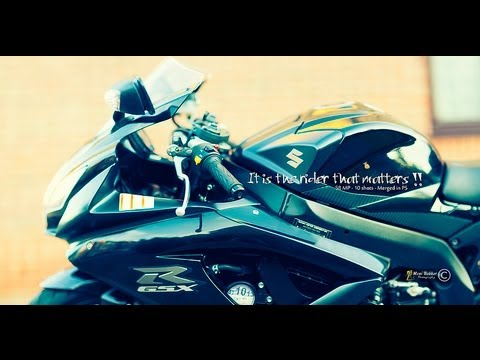 SUZUKI GSXR 750 RIDE REVIEW
