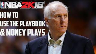 NBA 2K16 Tips - Best Plays To Score | Money Plays!
