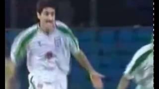 getlinkyoutube.com-بهترین گل تاریخ کریم باقری که با اشتباه فاحش علی دایی پر پر شد