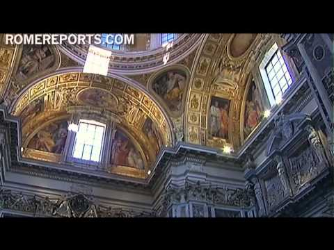 A second Sistine Chapel in Rome? The hidden treasures of St  Mary Major