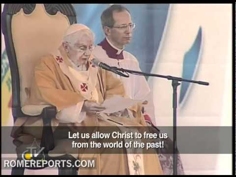 Pope's Mass in Benin