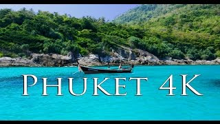 getlinkyoutube.com-THREE DAYS OF PHUKET THAILAND in 4K! | Adventure of a LIFETIME!