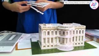 getlinkyoutube.com-Build a White House at home