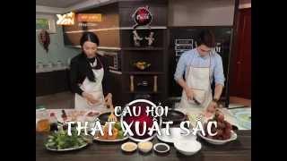 getlinkyoutube.com-Bếp Chiến: Yaya Trương Nhi đảm đang vào bếp (Tập 11 - Full)