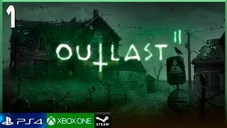 OUTLAST 2 Gameplay Español Parte 1 (PS4 PRO) Walkthrough | JUEGO COMPLETO HD 1080p 60FPS width=