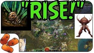 Guild Wars 2 - One MILLION Minions, Reaper Build Video