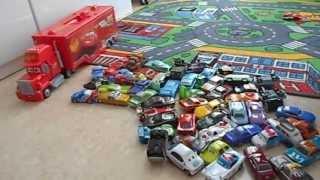 getlinkyoutube.com-Cars présentation des voitures