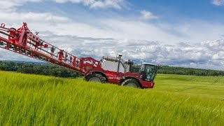 Agrifac Condor agricultural sprayer: optimal crop protection. Brilliant Simple