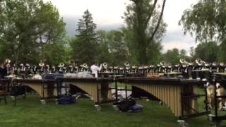 getlinkyoutube.com-Bluecoats Gervasi 2015- Autumn Leaves