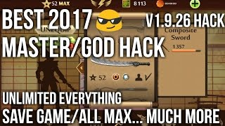 getlinkyoutube.com-[Update]Shadow Fight 2 v1.9.26 Master/God mode/Save Game 2017 Mega Hack,All Max & more!!