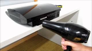 getlinkyoutube.com-PS3 - Por que NO utilizar el secador para reparar