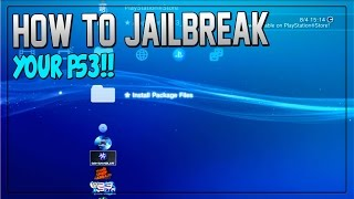 "getlinkyoutube.com-How to: ""Jailbreak Ps3"" - ""How to Jailbreak your PS3"" *EASY*"