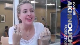 getlinkyoutube.com-الامريكية جنفير تغني  للمغرب بالامازيغية