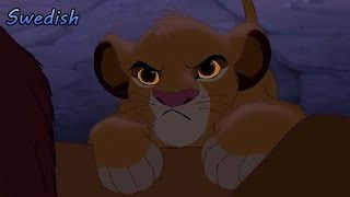 "getlinkyoutube.com-The Lion King - ""Before Sunrise He's Your Son"" (Nordic One Line Multilanguage)"