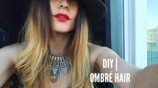 getlinkyoutube.com-DIY| Ombre Hair (L'Oreal Paris Feria Wild Ombre Kit)