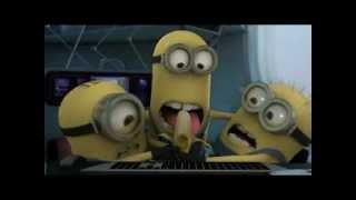 Despicable Me Banana Mini Movie 2010