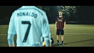 getlinkyoutube.com-Ronaldo VS Messi - Boot Battle: Nike Superfly CR7 vs adidas Messi15 Test & Review | 4K