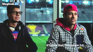 getlinkyoutube.com-حكيم مستور ضد نيمار hachim mastour vs neymar