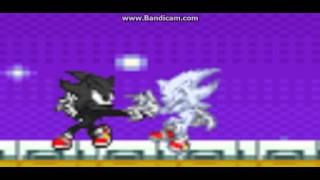 getlinkyoutube.com-Dark Super Sonic vs Nazo