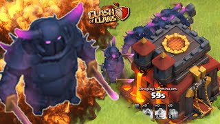 getlinkyoutube.com-ATAQUE FULL PEKKAS - 100 % EM CV10 - CLASH OF CLANS