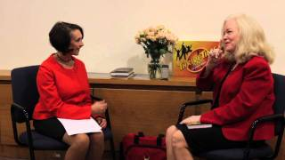 getlinkyoutube.com-Amazing interview with Sharon Lechter about Napoleon Hill's new book