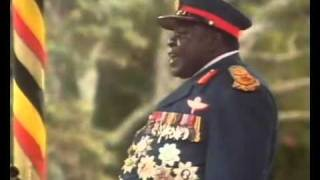 The Rise And Fall of Idi Amin: Amin's Inaugural Speech
