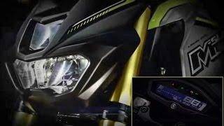 getlinkyoutube.com-New Yamaha MT-15 2016 - Teaser & Spyshot