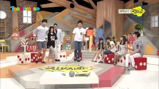 김구라 김동현의 김부자쇼 - Ep.07 : 방과 후에 교실에서 남자들이 느끼는 여자의 매력
