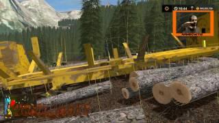 Fs 17 Clear cut | Wood Slasher A Faster way?