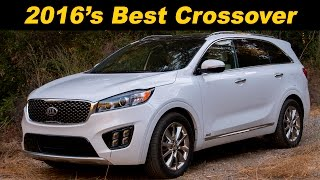 2016 Kia Sorento Review and Road Test - DETAILED in 4K
