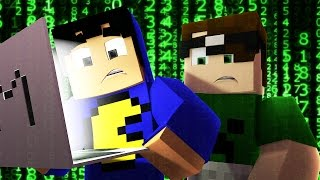 getlinkyoutube.com-Minecraft: FOMOS HACKEADOS COM O AUTHENTIC! (Nova Série c/ AuthenticGames)