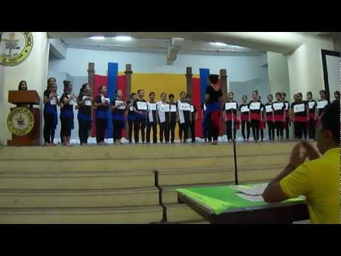 SPEECH CHOIR: WIKANG FILIPINO, SIMBOLO NG KULTURA AT LAHING PILIPINO