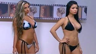getlinkyoutube.com-Desfile de ropa interior, trajes de baño Lola Beachwear 2013