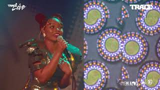 YEMI ALADE FT. CHARLOTTE DIPANDA - SISTER | @ TRACE Live