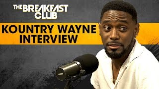 Kountry Wayne On Viral Comedy And Never Getting Booed Off Stage width=